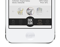 Dükkan 06 (Part 2: Mobile Application)