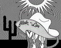 Allah-Las Tejana GIF