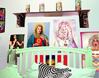Bedside Shrines at 10 & 20