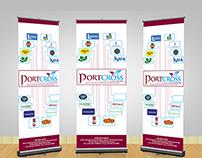 Portcross Roll up Banner Designs