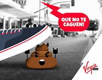 Virgin Mobile / RRSS