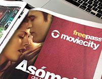 Avisos Publicitarios; Moviecity