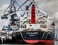 Port de Lorient, France