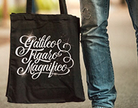 Galileo Figaro Magnifico | Lettering project