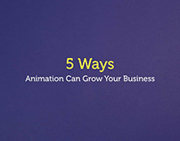 5 Ways Animation Can Grow Your Business