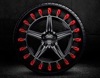 CRC - Tires protection