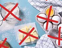 NO BAKE cake sale