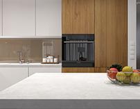 Detail kitchen