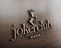 Hotel Logo, Joker Club
