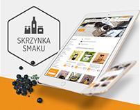 SKRZYNKA SMAKU - responsive web design · webstore