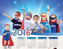 Lorinase Calendar 2016