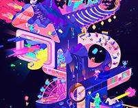 【Graphic Design Festival 】Dai Ba Bing Biang Kiò / 台北乒乓叫
