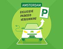 Car sharing // Natuur & Milieu