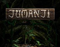 Jumanji | Afiche animado