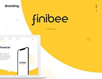 Finibee: Brand Identity Design