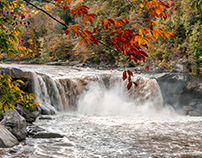Cumberland Falls - Kentucky