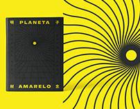 Livro: Planeta Amarelo