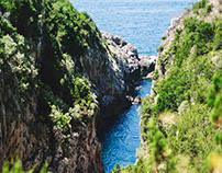 Sentiero dei fortini, Capri 2016