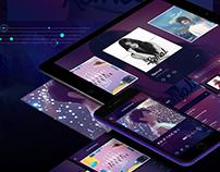 Music App / Kaki