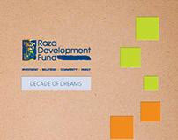Raza Development Fund Annual Report