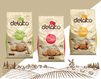 """delato"" Cookie & Biscuit 