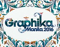 Graphika Manila 2016 Branding