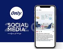 Only / Social Media 2020