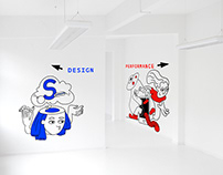 Soda Digital Advertising Agency Identity Redesign