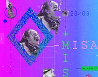 Flyers Promocional / -Misa+Miso