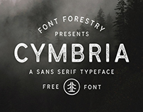 Cymbria - 5 Free Fonts In One!