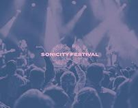 Sonicity Festival: concept of a cultural event