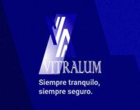 Vitralum S.A. sitio web