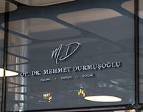 Op. Dr. Mehmet Durmuşoğlu Logo