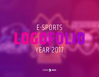 Logofolio 2017 / E-Sports & Gaming