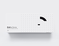 Ordinal Series / Logotype - Packaging