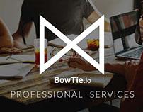 BowTie Professional Services web banner