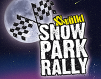 WEB design: www.snowparkrally.com