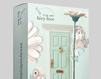 My Wee Fairy Door Packaging
