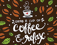 Grab a Cup of Coffee and Relax