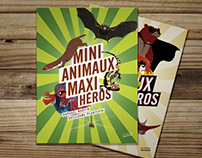 Mini Animaux Maxi Héros