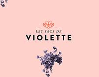 Les Sacs de Violette
