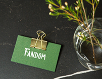 Fandom — coffee & bar