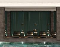 Highcrest Hotel - Spa Designed by Vogue Architects