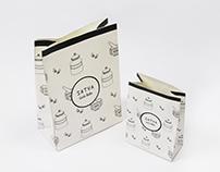 Satva Garlic Bulbs : Identity and Packaging Design