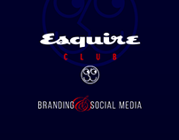 Esquire Club   Branding & Social Media