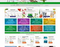 Xtend-Life Web Concept