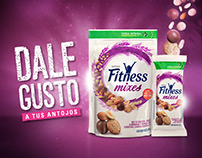 Dale gusto a tus antojos / Fitness Mixes