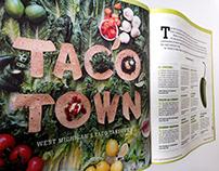 Revue Magazine | Taco Town feature