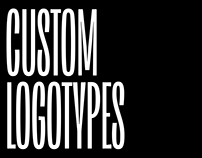Custom logotypes