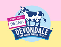 Devondale - Name The Cow